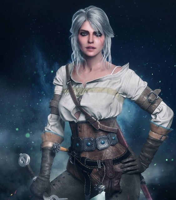new heroines in the series The Witcher