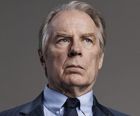 Michael McKean as Chuck McGill as Jimmy McGill's brother