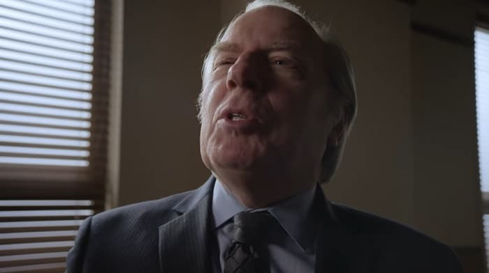 Chuck's hatred of Jimmy's brother during the trial